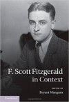 F. Scott Fitzgerald in Context Cover