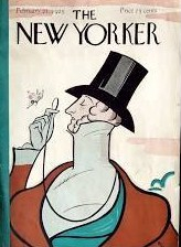 The New Yorker First Issue Cover