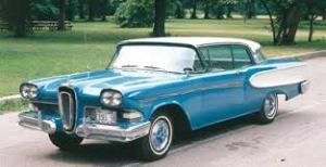 Cars of the 50s